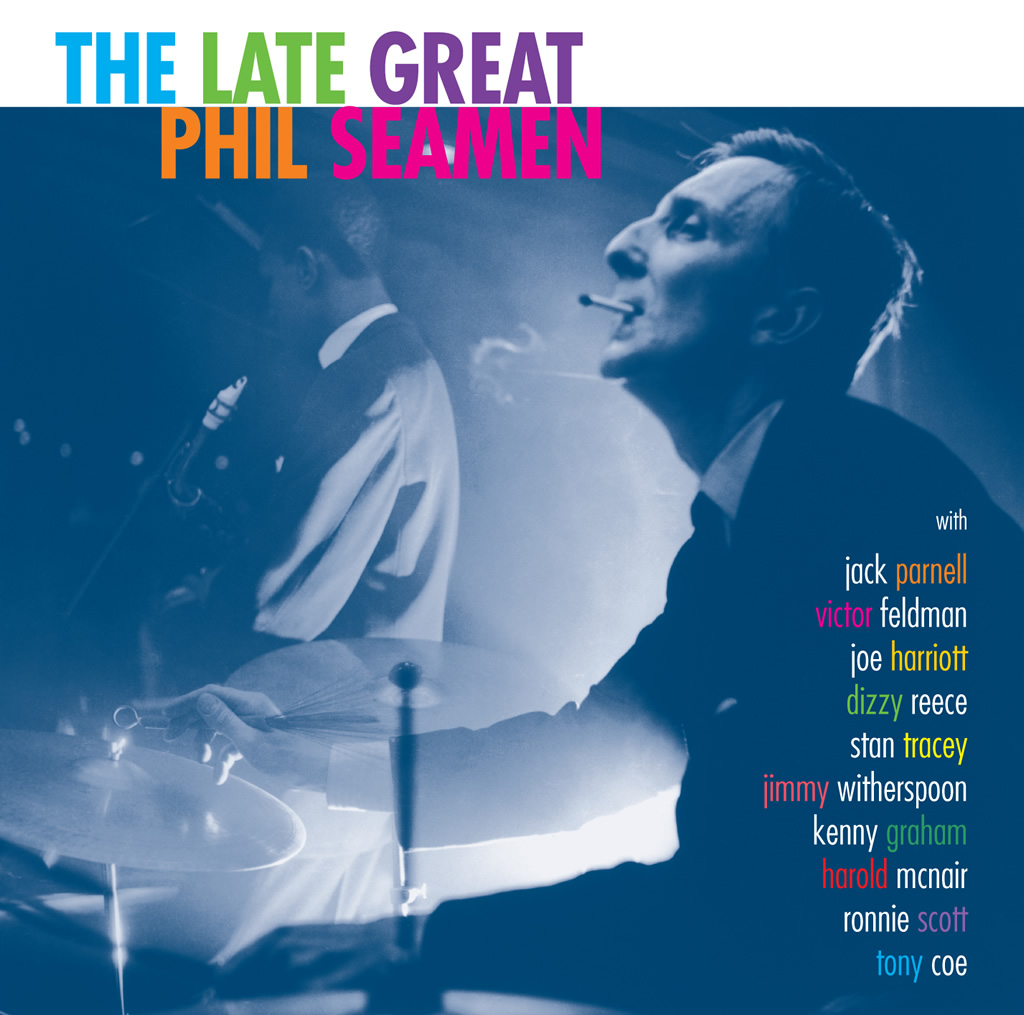 The Late Great Phil Seamen
