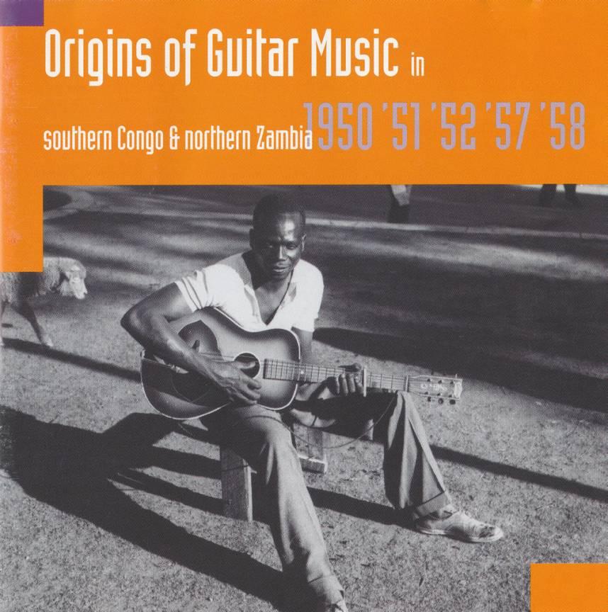 Origins of Guitar Music
